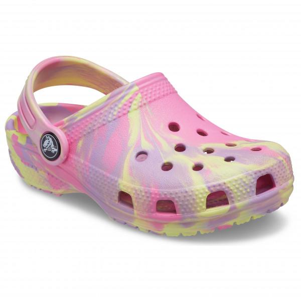 Kid's Classic Marbled Clog - Sandals