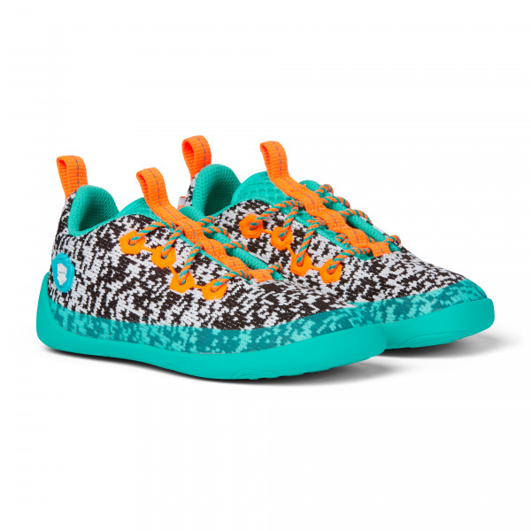 Minimal Lowcut Knit Crab - Sneakers