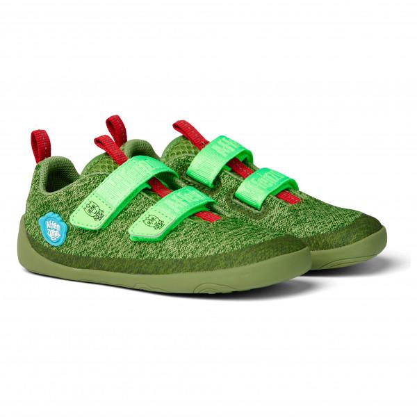 Kid's Minimal Lowcut Knit Dragon Klett - Sneakers