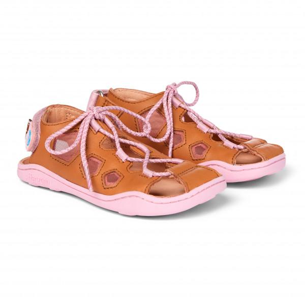 Affenzahn - Kid's Sandal Leather Cat mit Zehenkappe - Sandals