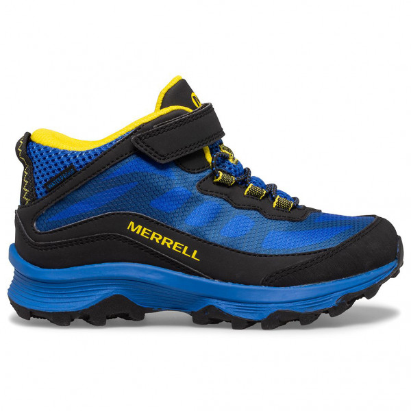 Merrell - Kid's Moab Speed Mid A/C Waterproof - Wanderschuhe