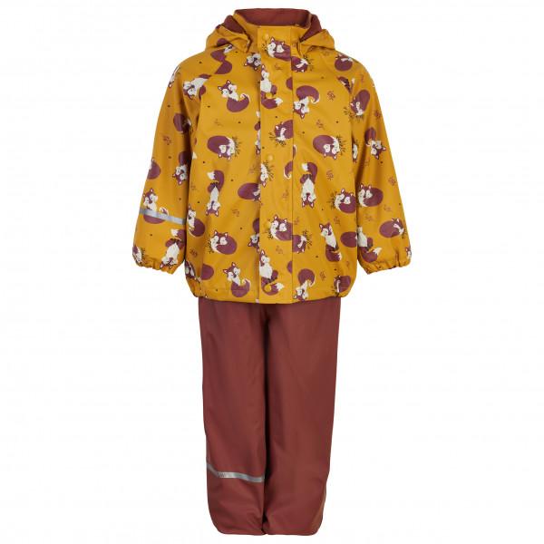 CeLaVi - Kid's Rainwear Set AOP with Fleece - Overall