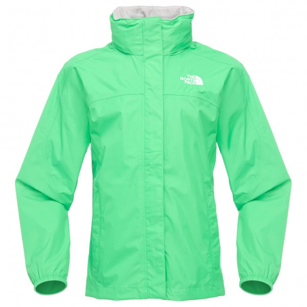 The North Face - Girls' Resolve Jacket - Hardshell jacket