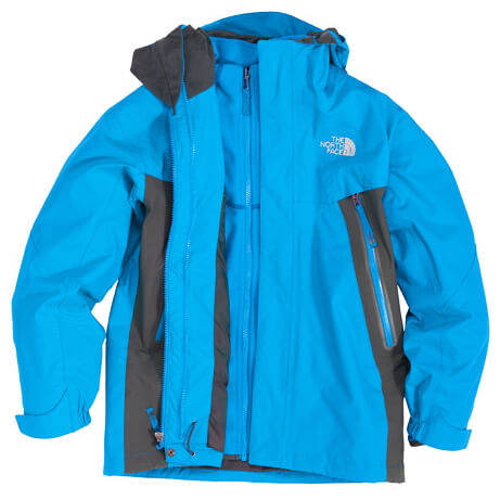 The North Face - Boys' Transform Triclimate Jacket