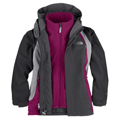 The North Face - Girls Mountain View Triclimate Jacket