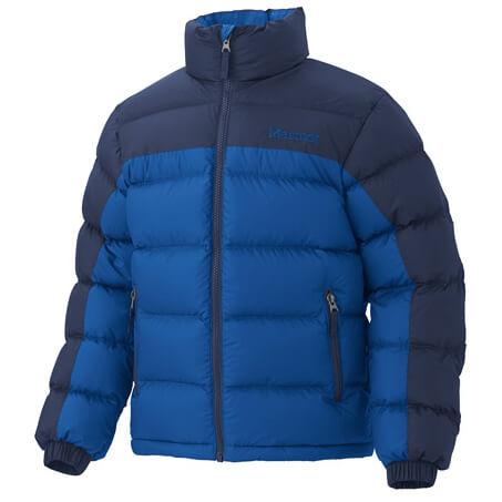 Marmot - Boy's Guides Down Sweater - Daunenjacke