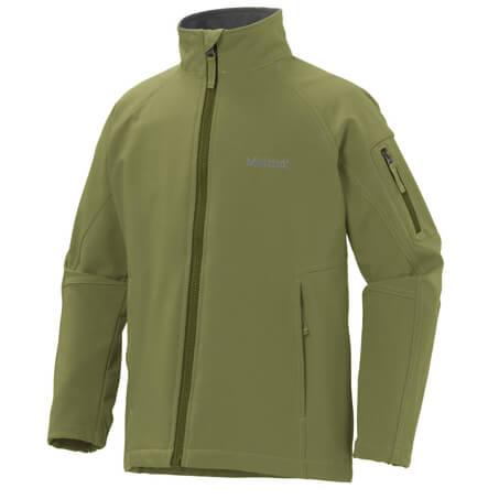 Marmot - Boy's Approach Jacket - Softshelljacke