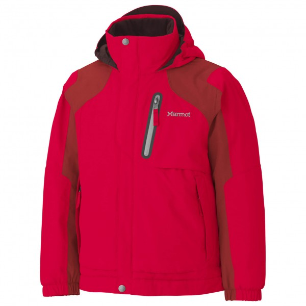Marmot - Boy's Morzine Insulated Jacket - Winterjacke