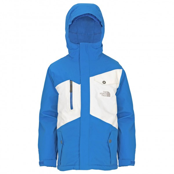 The North Face - Boy's Insulated Ledge Jacket