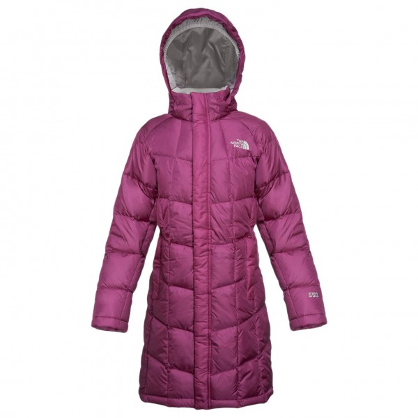 The North Face - Girl's Metropolis Parka - Daunenmantel