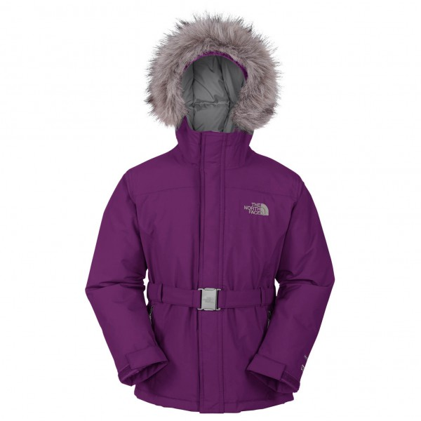 The North Face - Girl's Greenland Jacket - Gefütterter Parka