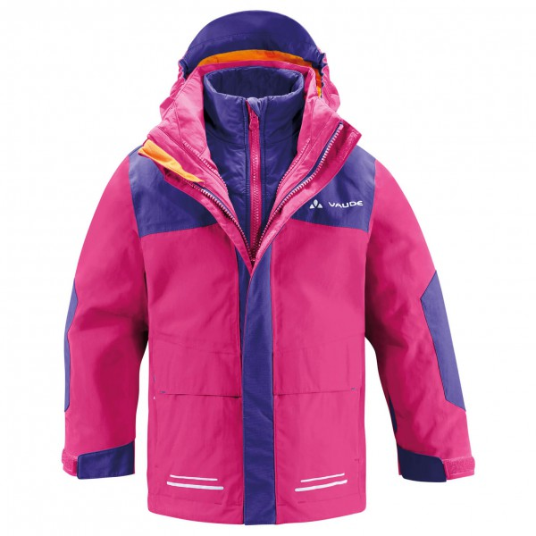 Vaude - Kids Suricate 3in1 Jacket - Talvitakki