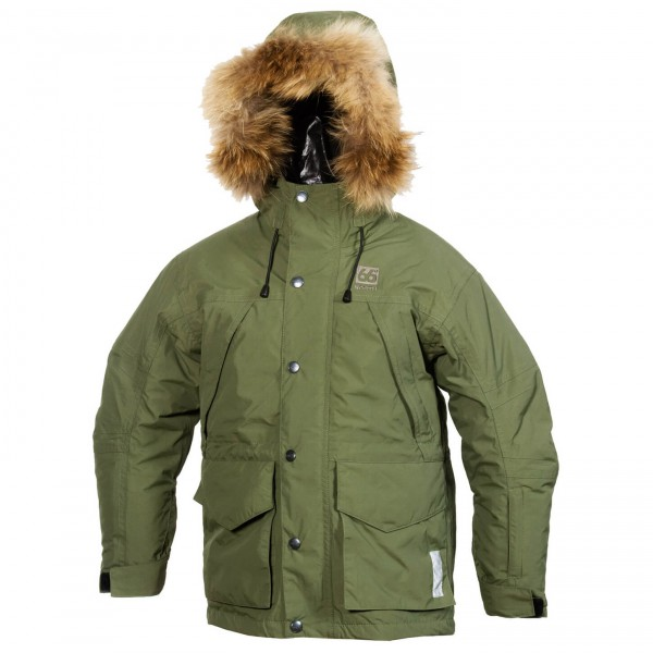 66 North - Kids Bragi Parka - Winterjack