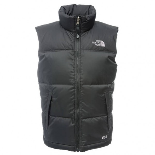 The North Face - Boy's Nuptse Vest - Down vest