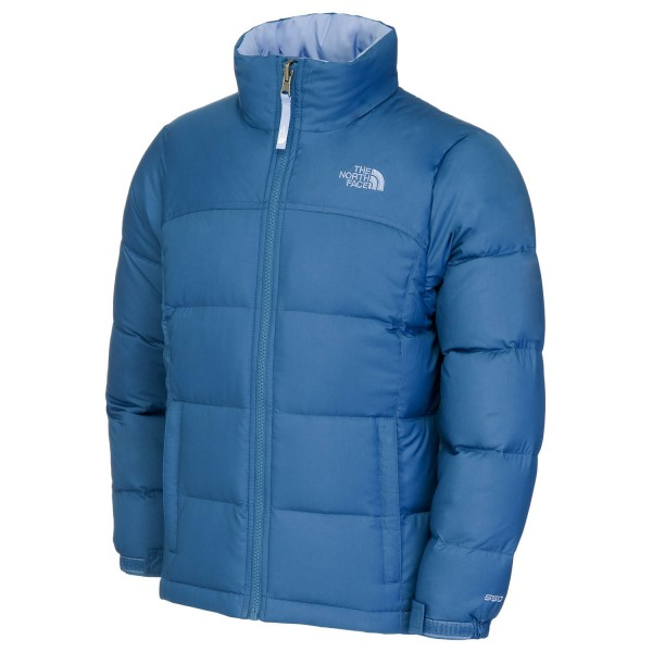 The North Face - Girl's CLR Nuptse Jacket - Dunjacka