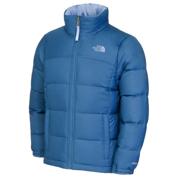 The North Face - Girl's CLR Nuptse Jacket - Dunjakke