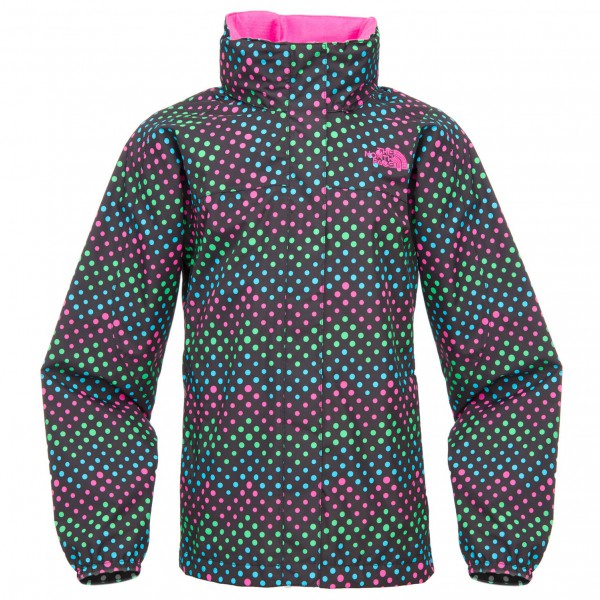 The North Face - Girl's Dottie Resolve Jacket