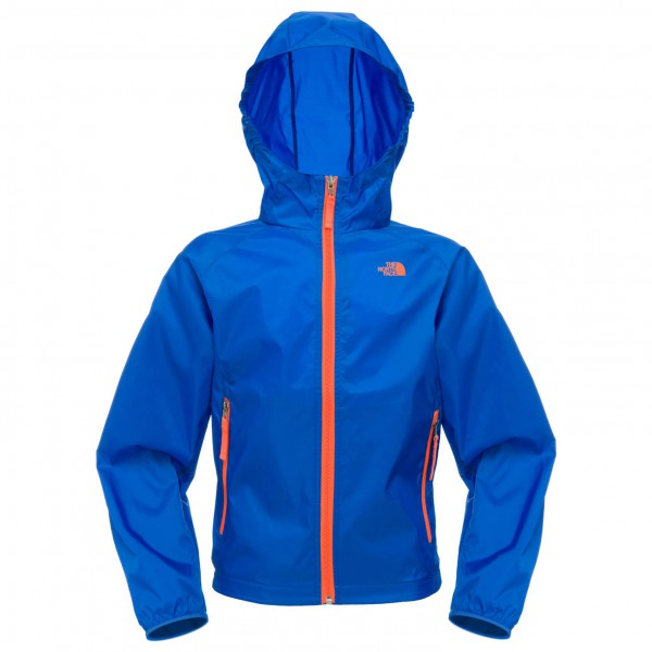 The North Face - Boy's Altimont Hoodie - Tuulitakki