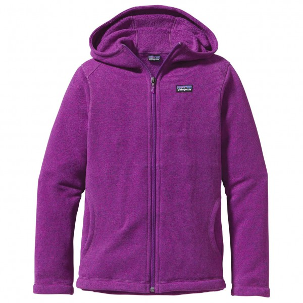 Patagonia - Girl's Better Sweater Hoodie - Fleecejacke
