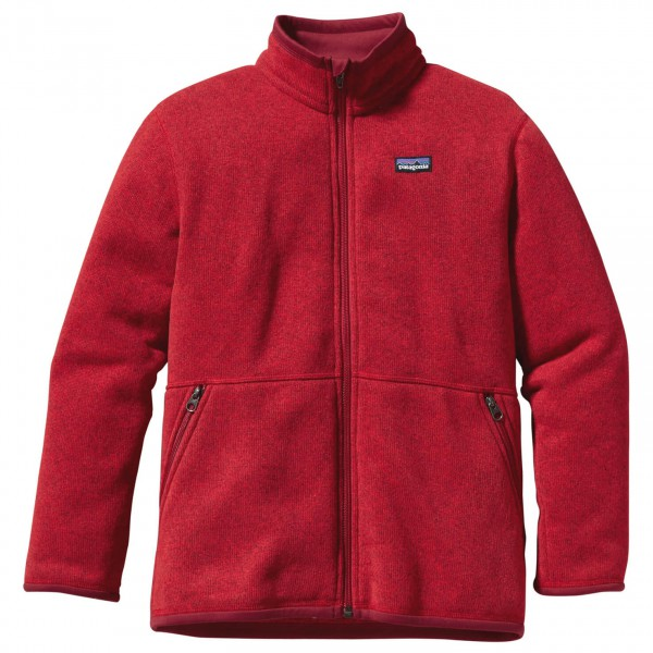 Patagonia - Boy's Better Sweater Jacket - Fleecejack