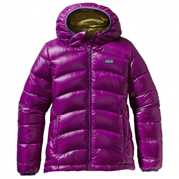 Patagonia - Girl's Highloft Down Sweater Hoody - Daunenjacke