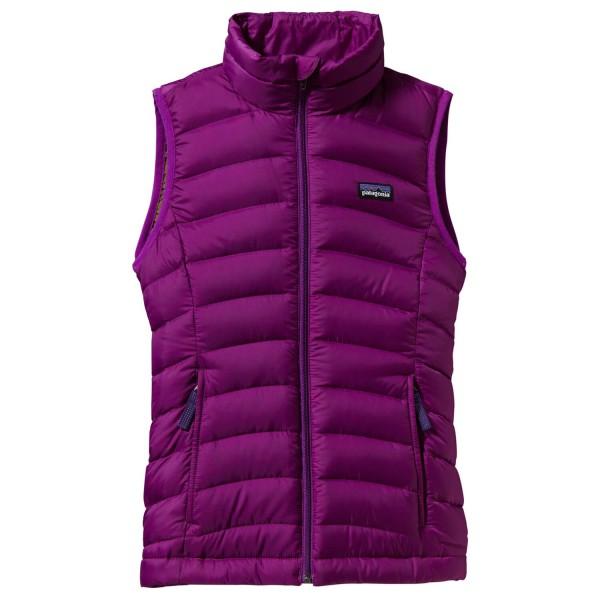 Patagonia - Girl's Down Sweater Vest - Donzen bodywarmer