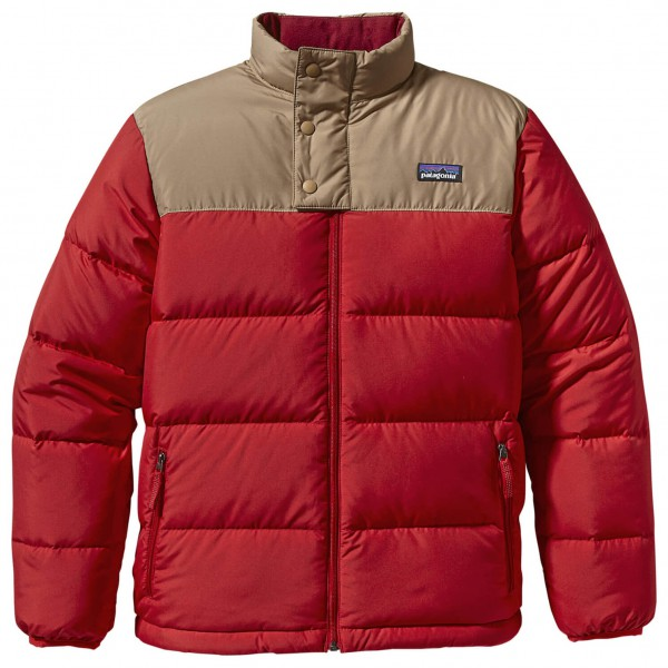 Patagonia - Boy's Down Jacket - Down jacket