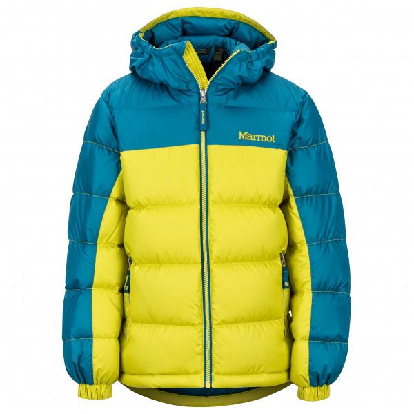 Marmot - Boy's Guides Down Hoody - Down jacket