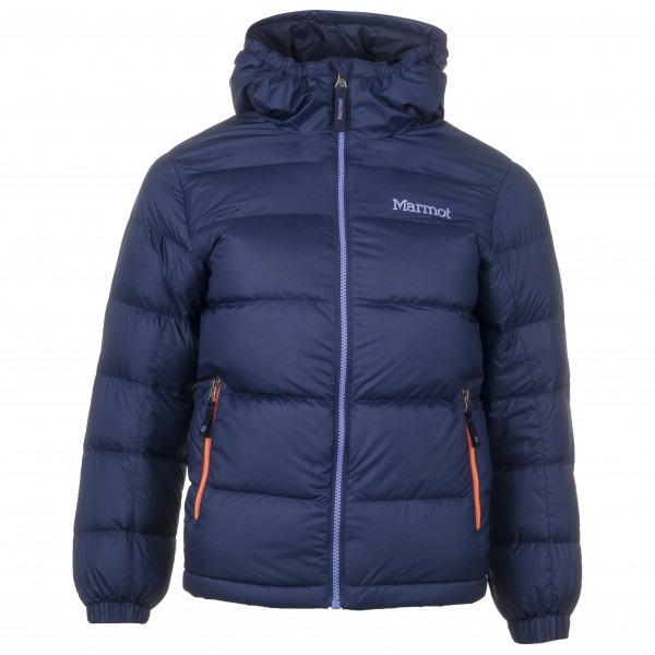 Marmot - Girl's Guides Down Hoody - Doudoune