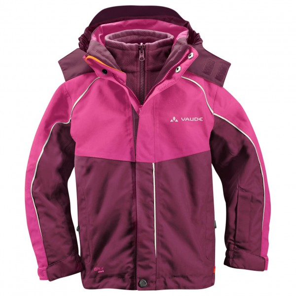 Vaude - Kids Little Champion 3in1 Jacket II - Doppeljacke