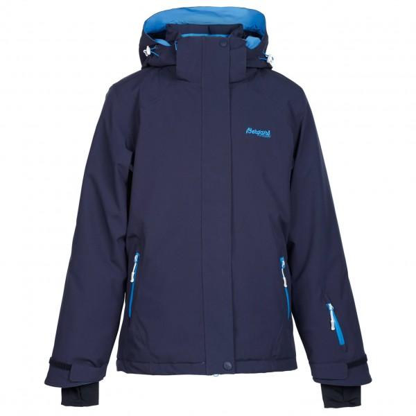 Bergans - Girl Hafjell Insulated Jacket - Skijacke