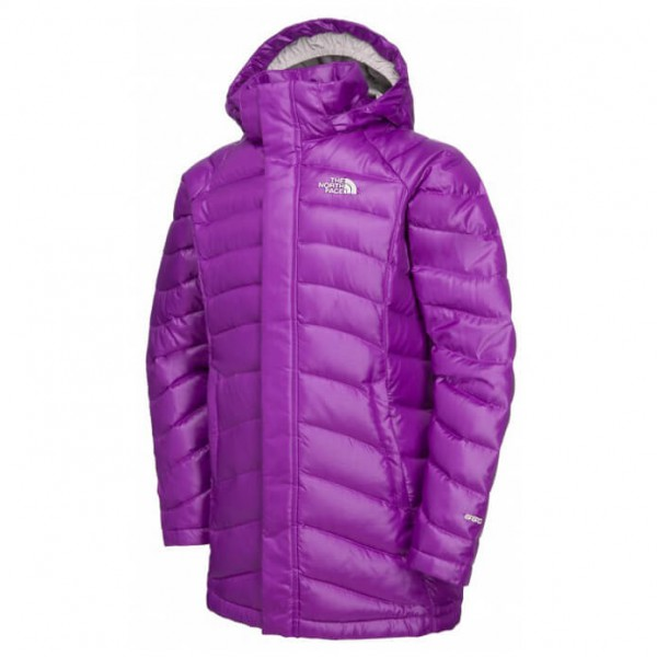 The North Face - Girl's Transit Down Parka - Untuvatakki
