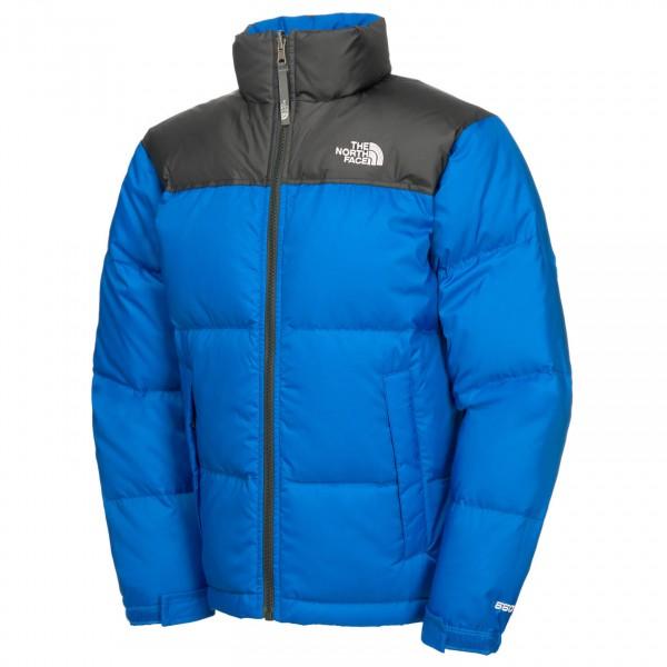 The North Face - Boy's Nuptse Jacket - Donzen jack