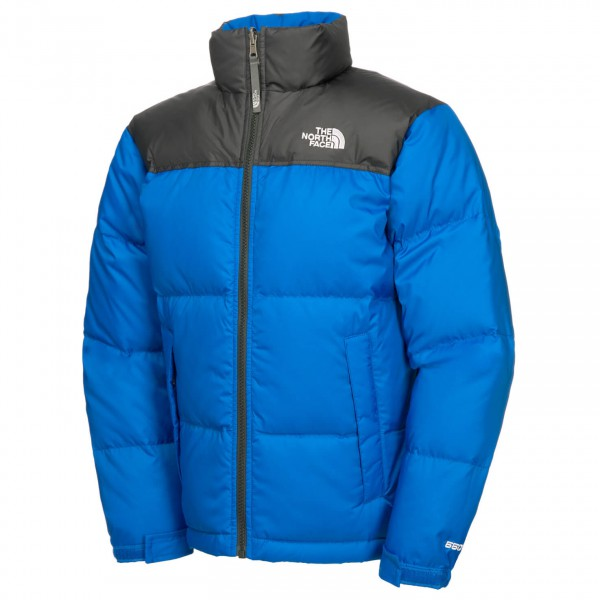 The North Face - Boy's Nuptse Jacket - Untuvatakki