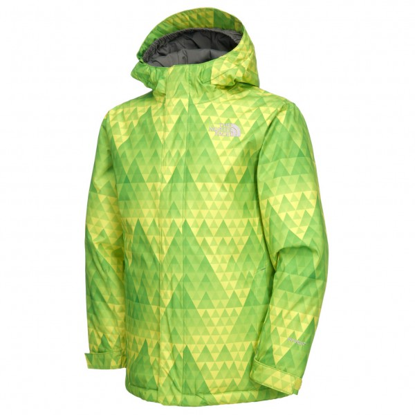 The North Face - Boy's Insulated Open Gate Jacket