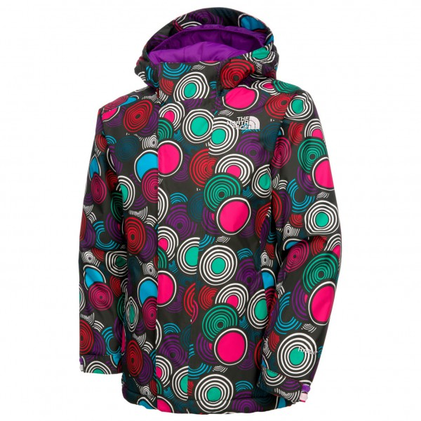 The North Face - Girl's Insulated Open Gate Jacket