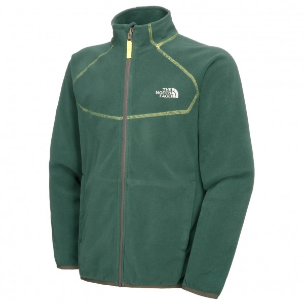 The North Face - Boy's Shoveling Full Zip