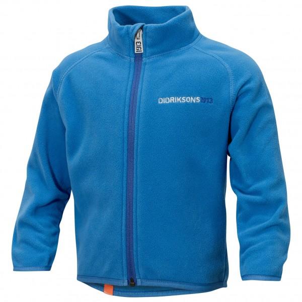 Didriksons - Kids Monte Microfleece Jacket - Fleece jacket