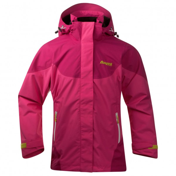 Bergans - Kid's Evje Youth Girl Jacket - Hardshelltakki