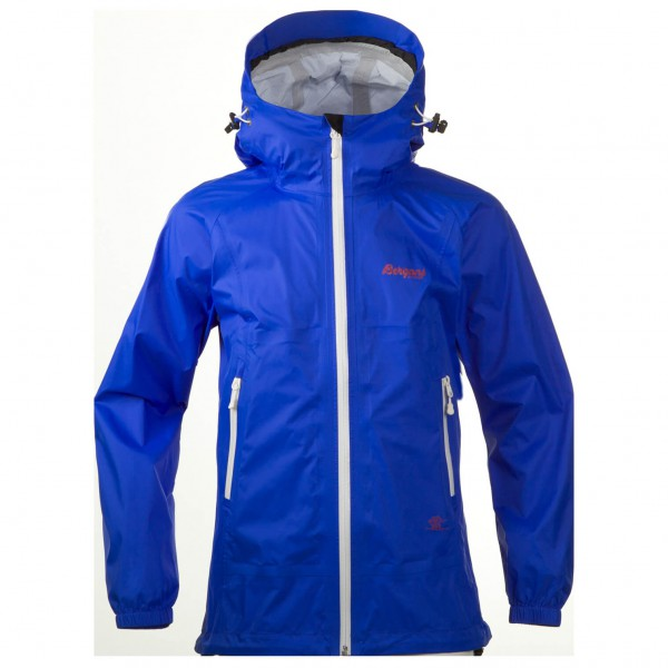 Bergans - Kid's Tinn Youth Girl Jacket - Hardshell jacket