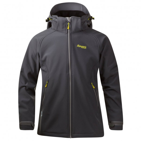 Bergans - Kid's Vennesla Youth Jacket - Softshelltakki