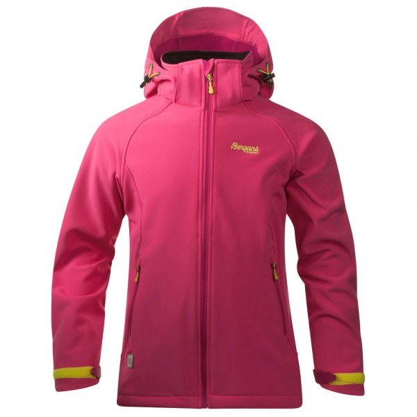 Bergans - Kid's Vennesla Youth Girl Jacket - Softshelljacke