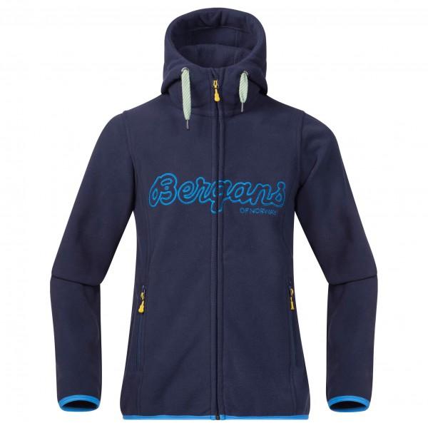 Bergans - Kid's Bryggen Youth Jacket - Fleece jacket