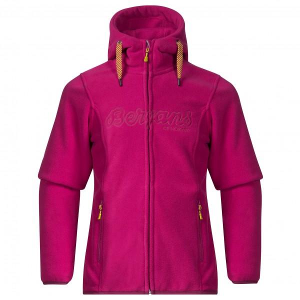 Bergans - Kid's Bryggen Youth Girl Jacket - Veste polaire