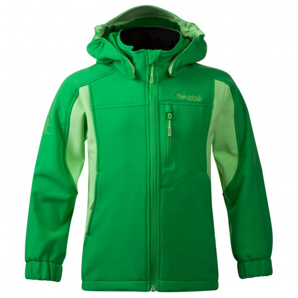 Bergans - Kid's Reine Kids Jacket - Softshelltakki