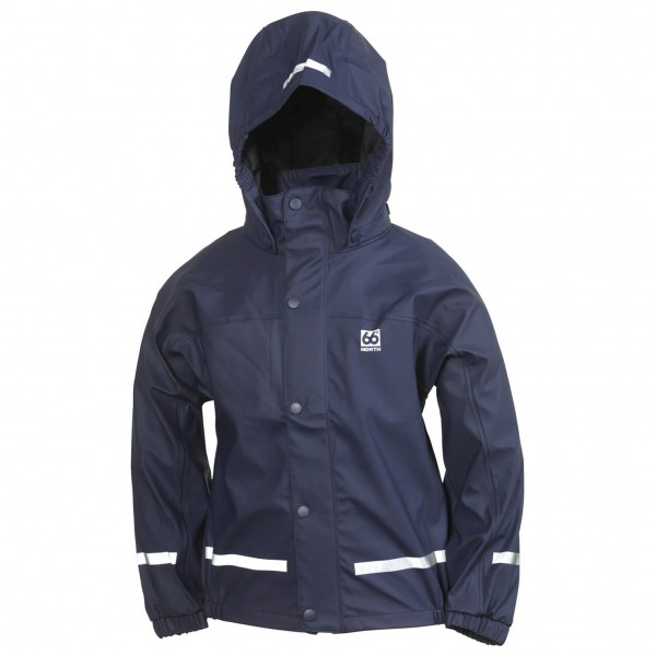 66 North - Kids Mimir Light Jacket - Hardshelltakki
