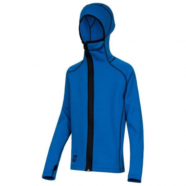 66 North - Kids Loki Wind Pro Hooded Jacket - Softshelljack
