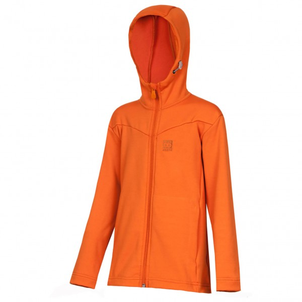 66 North - Kids Thor Hooded Jacket - Fleecejack