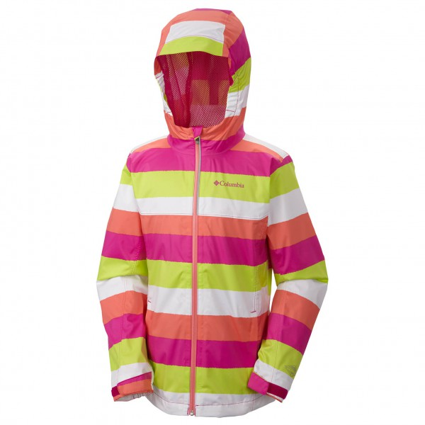 Columbia - Kids Splash Maker III Girls Jkt - Hardshelltakki