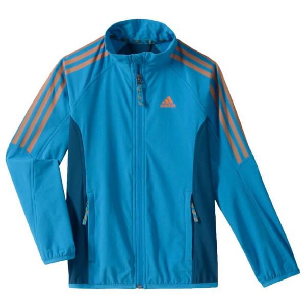 Adidas - Boy's Midsky Jacket - Softshell jacket